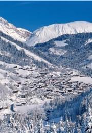 горнолыжный курорт Ле Гран Борнан