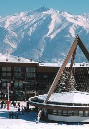 горнолыжный курорт Ле Корбье-Сен Жан д'Арве
