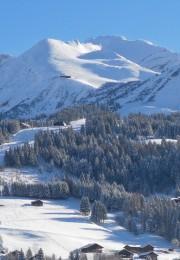 горнолыжный курорт Ля Клюза