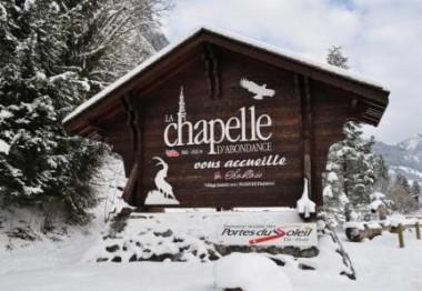 курорт Ла Шапель-д'Абонданс