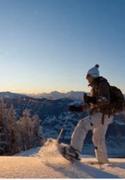 горнолыжный курорт Альпбах