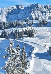 горнолыжный курорт Эльмау