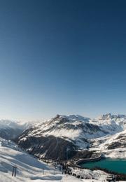 горнолыжный курорт Гальтюр