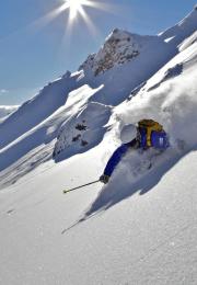 горнолыжный курорт Спортгаштайн