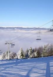 горнолыжный курорт Красия