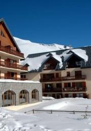 горнолыжный курорт Сен Сорлин д'Арв