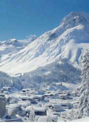горнолыжный курорт Лех