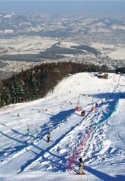горнолыжный курорт Мариборское Похорье