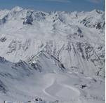 горнолыжный курорт Обергургль