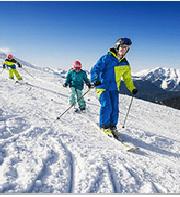 горнолыжный курорт Отцталь