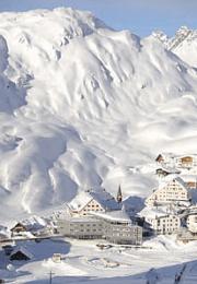 горнолыжный курорт Санкт-Антон
