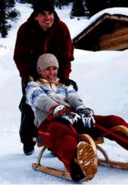 горнолыжный курорт Штанс