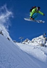 горнолыжный курорт Каунерталь