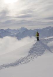горнолыжный курорт Цюрс