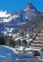 горнолыжный курорт Торгон