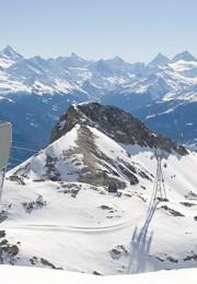 горнолыжный курорт Кран-Монтана-Амонина