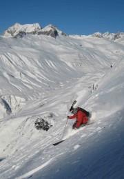 горнолыжный курорт Андерматт