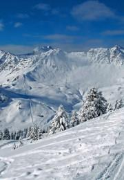 горнолыжный курорт Шампери