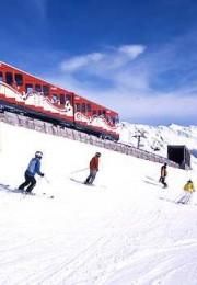 горнолыжный курорт Клостерс