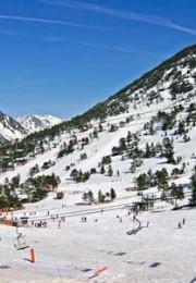 горнолыжный курорт Ордино / Аркалис