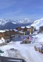 горнолыжный курорт Фишеральп-Алеч Арена