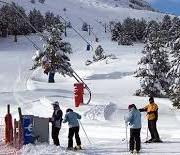 горнолыжный курорт Вальделинарес