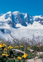 горнолыжный курорт Понтрезина-Дьяволецца