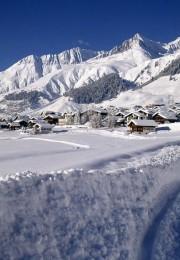 горнолыжный курорт Седрун