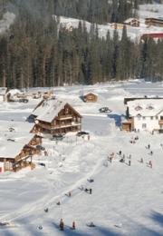 горнолыжный курорт Горная Саланга