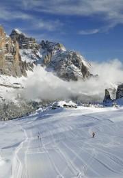 природа курорта Кортина д'Ампеццо