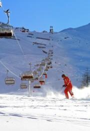горнолыжный курорт Пфелдерс-План Валь Пассирия