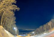 горнолыжный курорт Боровской курган