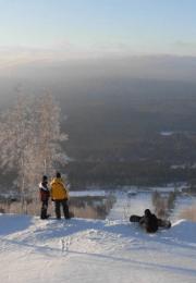 горнолыжный курорт Гора Ежовая