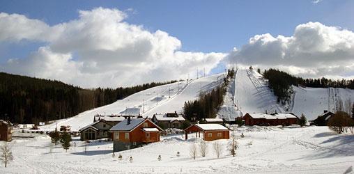 Касурила горнолыжный курорт