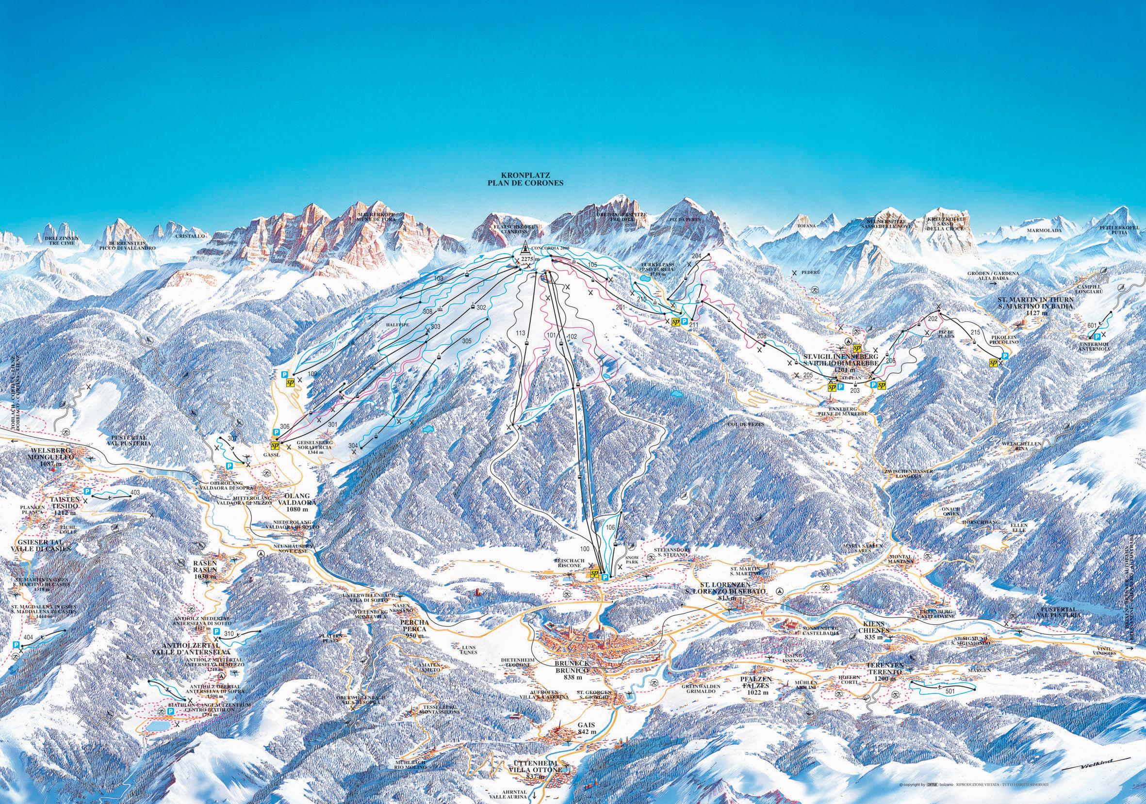 san_vigilio_di_marebbe_ski_map