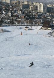 горнолыжный курорт Вишневая гора