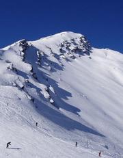 горнолыжный курорт Чегет
