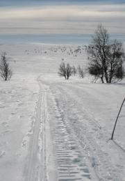 горнолыжный курорт Гаусдал/Скеи