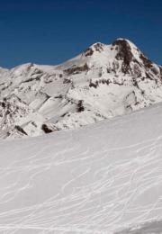 горнолыжный курорт Гудаури
