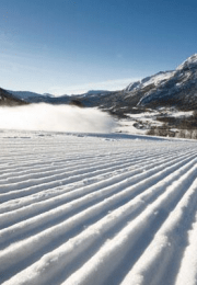 горнолыжный курорт Хемседал