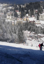 горнолыжный курорт Предял