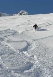 горнолыжный курорт Синая