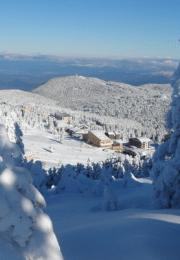 горнолыжный курорт Улудаг