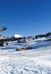 горнолыжный курорт Альп де Сьюзи