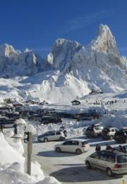 горнолыжный курорт Пассо Ролле