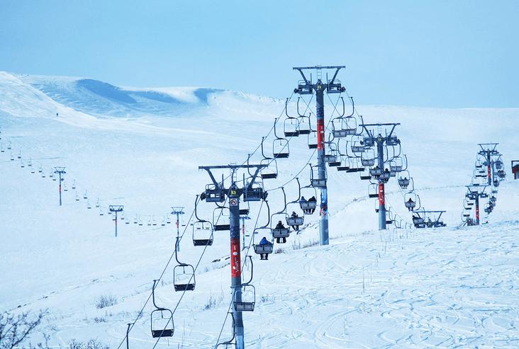 Армянский Цахкадзор входит в первую пятерку самых популярных горнолыжных курортов СНГ