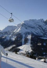 горнолыжный курорт Карецца