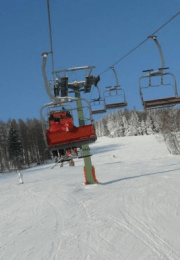 горнолыжный курорт Черный Дул
