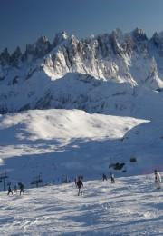горнолыжный курорт Фалькаде-Тре Валли