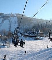 горнолыжный курорт Гаррахов